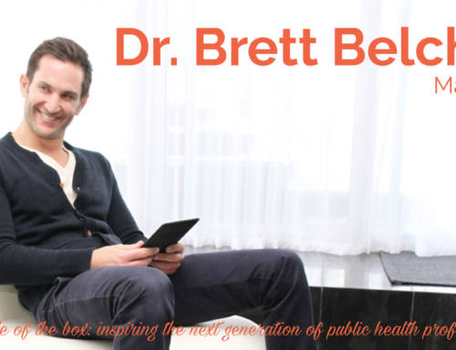 Thinking Outside of the Box with Dr. Brett Belchetz, Maple