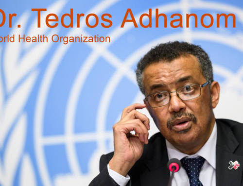 Thinking Outside of the Box with Dr. Tedros Adhanom Ghebreyesus, WHO