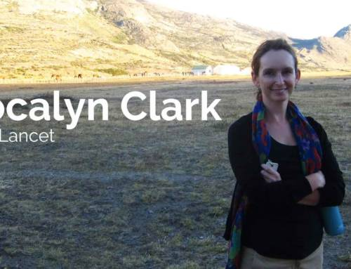 Thinking outside of the box with Jocalyn Clark, The Lancet