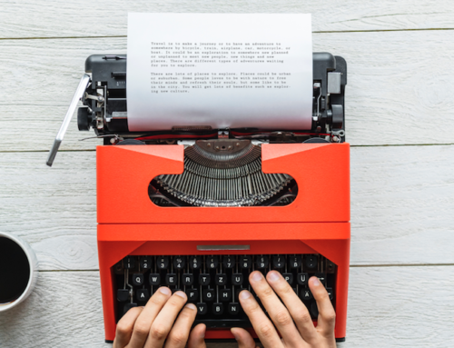 Start a public health blog (Part 1): Change the world with your writing