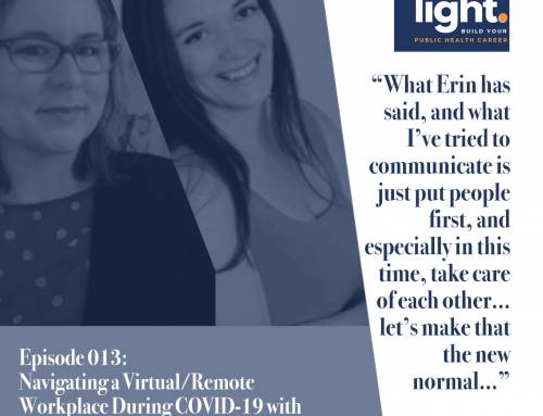 Navigating a Virtual/Remote Workplace During COVID-19 with Erin and Julia from CanWaCH