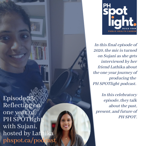 Episode 23_ Reflecting on one year of PH SPOTlight, with Sujani, hosted by Lathika (1)