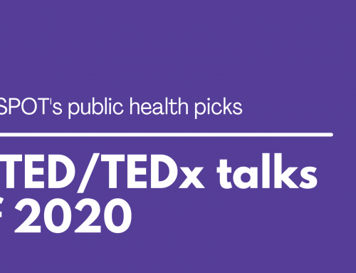 6 public health TED/TEDx talks from 2020