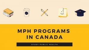 Study Public Health - MPH Programs in Canada